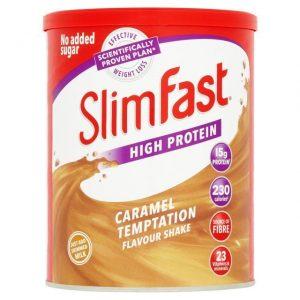 1542540633 s l1600 300x300 - Slimfast High Protein Caramel Temptation Flavor Shake 438g
