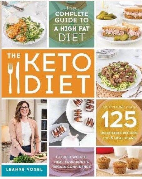 keto diet books pdf