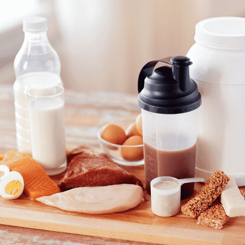 protein whey or casein min - Dieting To Gain Weight